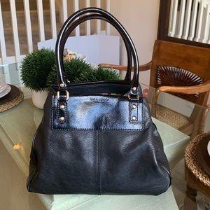 Authentic Kate Spade ♠️ leather shoulder frame bag